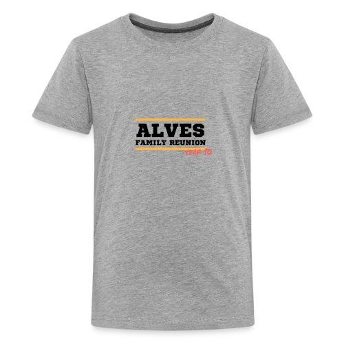 Alves - Maglietta Premium per ragazzi