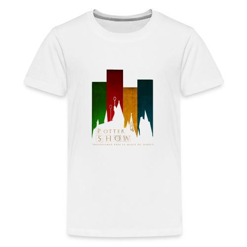 CalquePngLogoNEWpts png - T-shirt Premium Ado