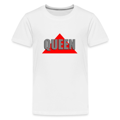 Queen, by SBDesigns - T-shirt Premium Ado
