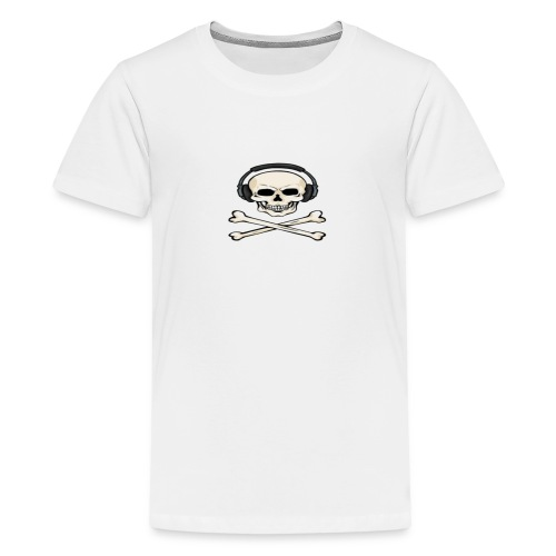 Blake The Gamer - Teenage Premium T-Shirt