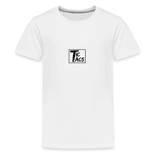 Tictacs Merch - Teenage Premium T-Shirt