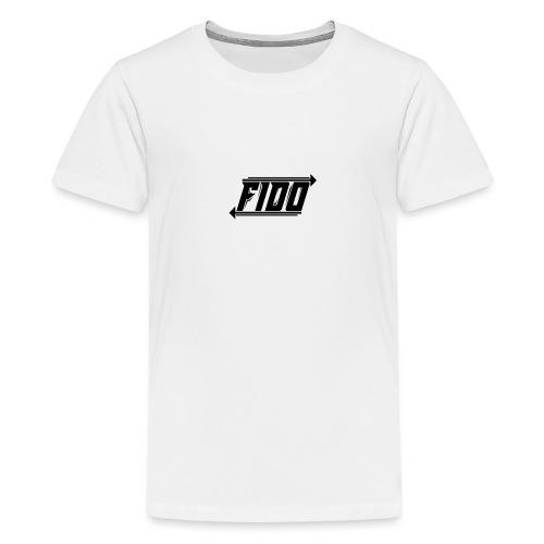 Fido - Simple - Teenager premium T-shirt