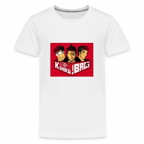 Kashoku.bros - Teenage Premium T-Shirt