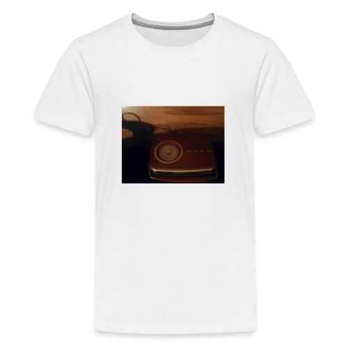 20180112 083300 - Teenager premium T-shirt