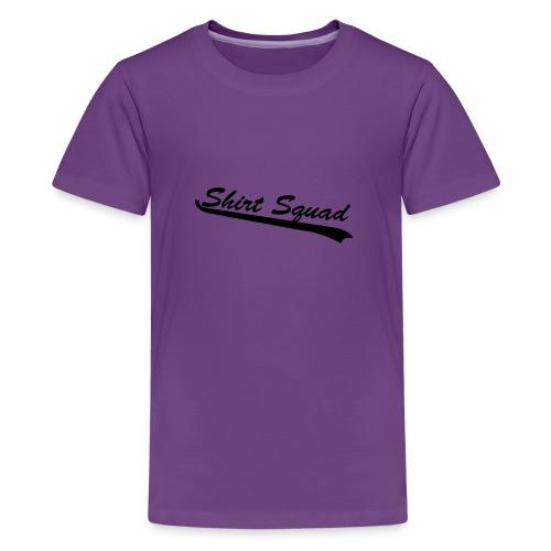 American Style - Teenage Premium T-Shirt