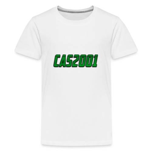 cas2001 - Teenager Premium T-shirt