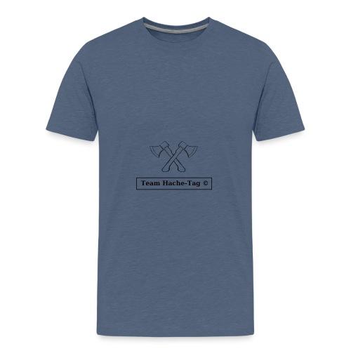 Logo Team Hache-Tag - T-shirt Premium Ado