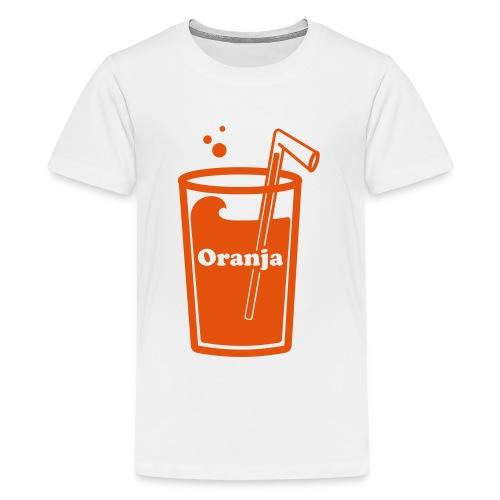 Oranja - Teenager Premium T-shirt