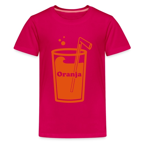 Oranja - Teenager Premium T-shirt