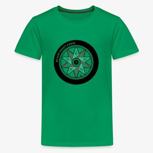 Blind Street Crew BMX - Maglietta Premium per ragazzi