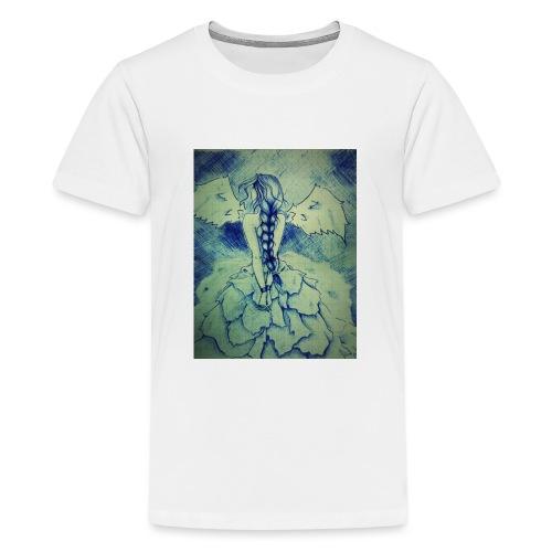 angel - Camiseta premium adolescente