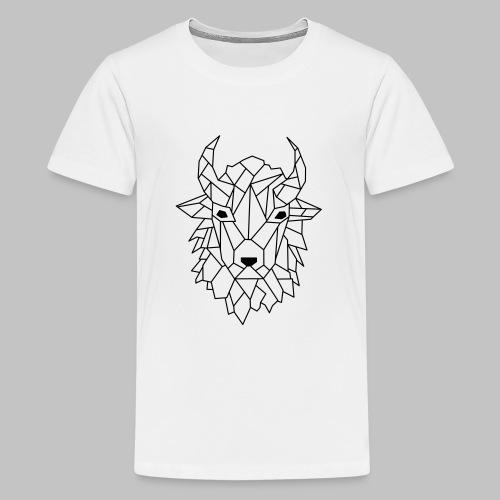 Bison - Teenage Premium T-Shirt