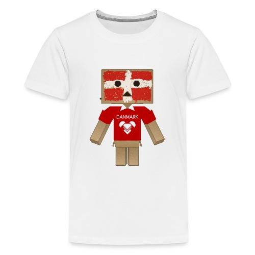 DANMARK EURO 2012 LIMITED - Teenager premium T-shirt