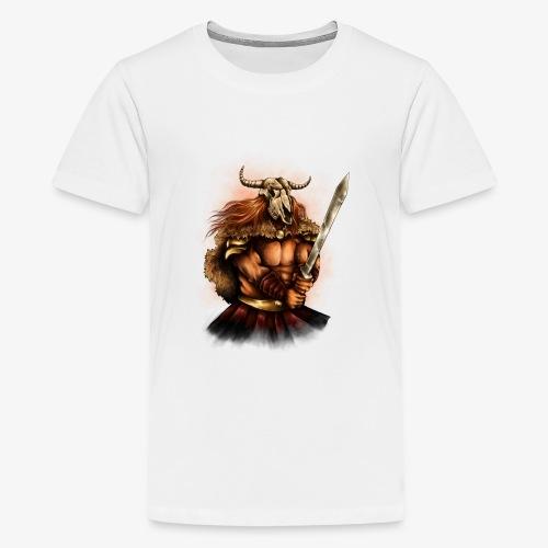 Bataille pour l'honneur - T-shirt Premium Ado