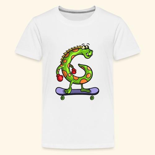 gmonster v 3 0 - Teenager Premium T-shirt