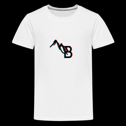 Glitch Edition - Camiseta premium adolescente
