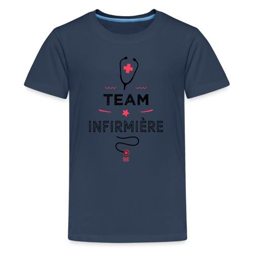Team infirmiere - T-shirt Premium Ado