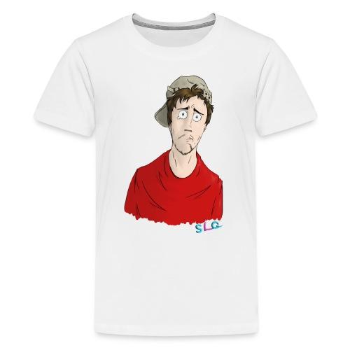Geek - Tee shirt manches longues Premium Homme - T-shirt Premium Ado