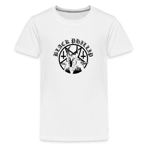 Black Metal Phillip - Teenage Premium T-Shirt