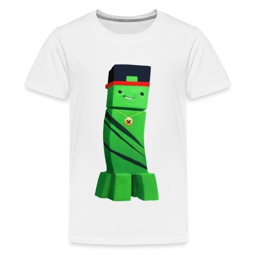 Creepa the Creeper 2 - Teenage Premium T-Shirt