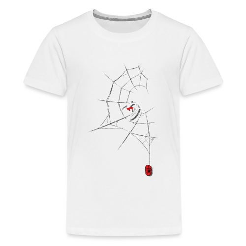 Surf the Web - Teenage Premium T-Shirt