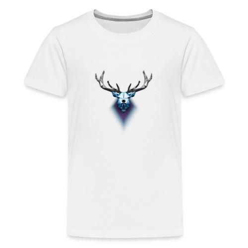 Low Poly Deer - Maglietta Premium per ragazzi