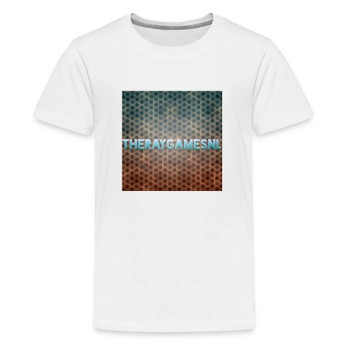 TheRayGames Merch - Teenage Premium T-Shirt