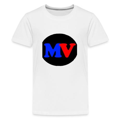 MaxterVixter - Premium T-skjorte for tenåringer