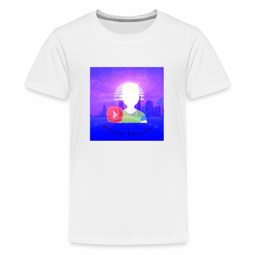 Rron Gaming - Teenage Premium T-Shirt