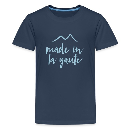 Made in la yaute - T-shirt Premium Ado