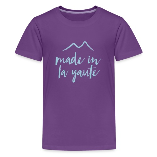 Made in la yaute - T-shirt Premium Ado