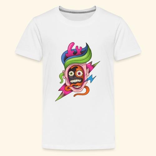 New School - Camiseta premium adolescente