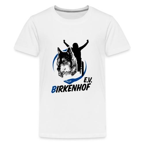 birkenhof logo - Teenager Premium T-Shirt