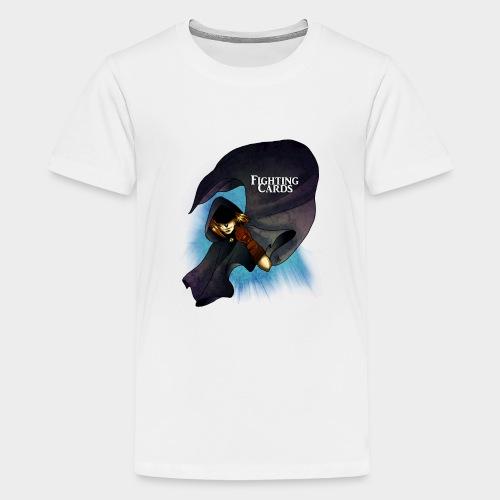 Fighting cards - Rodeur - T-shirt Premium Ado