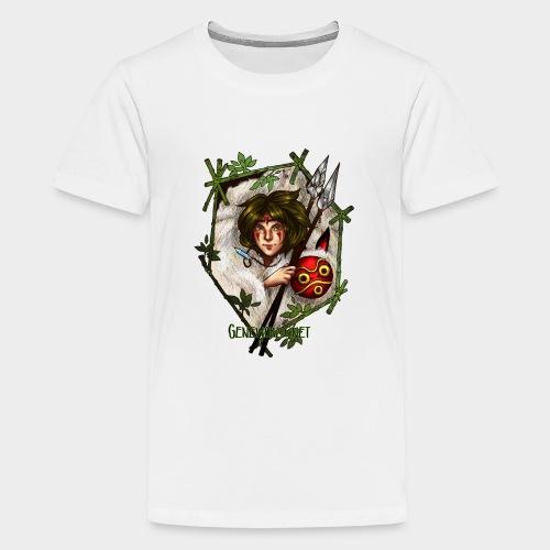 Geneworld - Mononoke - T-shirt Premium Ado
