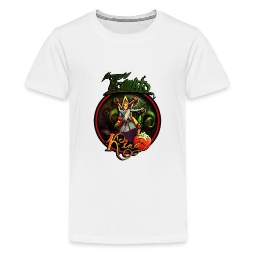 Tomato King - Premium-T-shirt tonåring