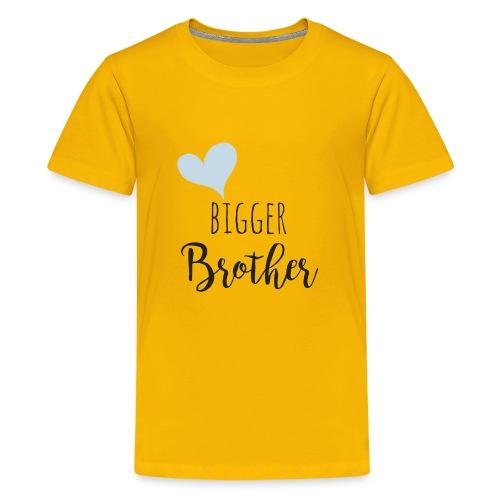 Bigger Brother - Teenager Premium T-Shirt
