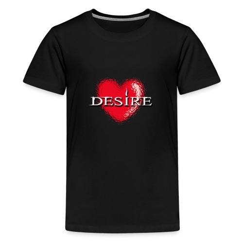 Desire Nightclub - Teenage Premium T-Shirt