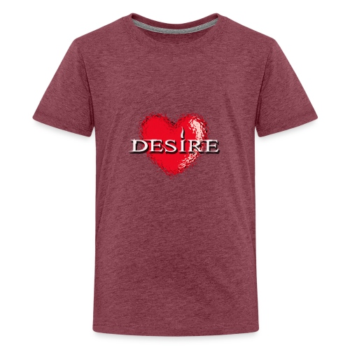 Desire Nightclub - Teenage Premium T-Shirt