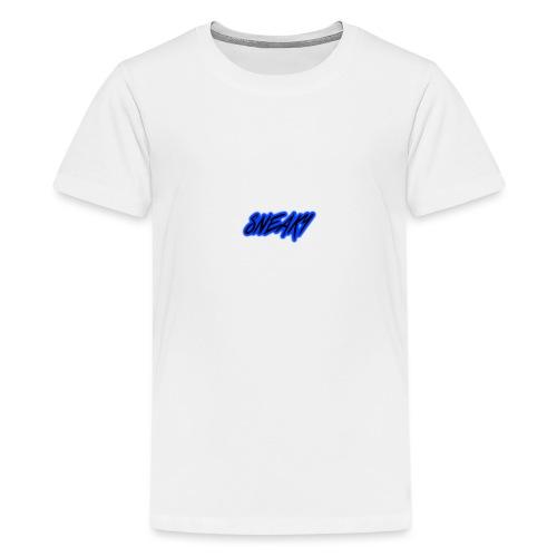 Sneaky - Teenage Premium T-Shirt