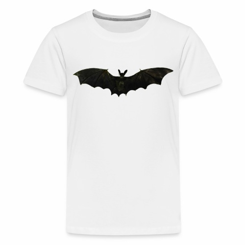 Fliegende Fledermaus - Teenager Premium T-Shirt