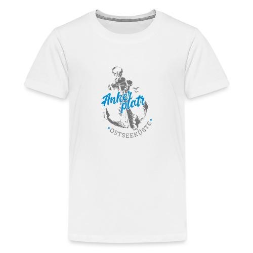 Ankerplatz - Teenager Premium T-Shirt