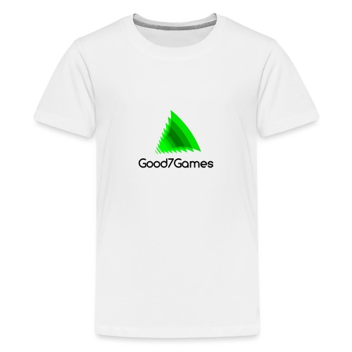 Good7Games logo - Teenager Premium T-shirt