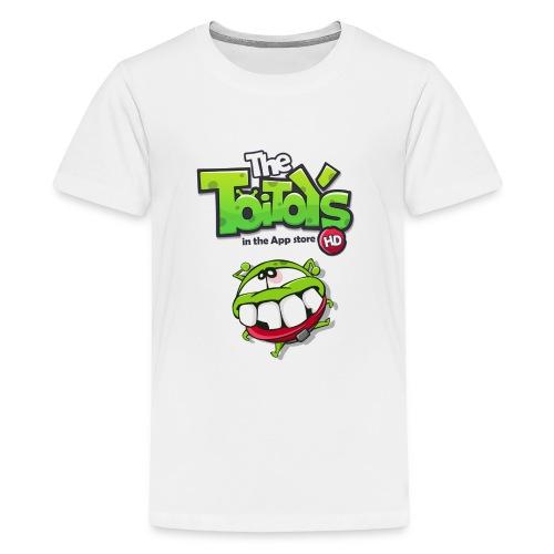 Toy Toy - Camiseta premium adolescente