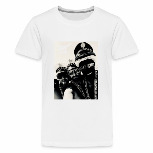 Malle x 3 - Teenager Premium T-Shirt