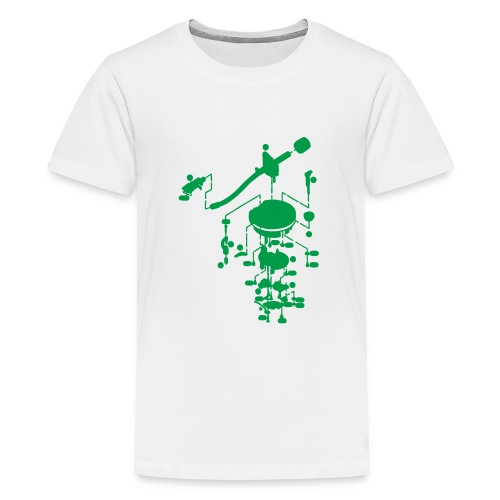 tonearm05 - Teenager Premium T-shirt