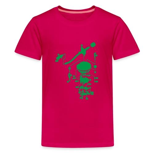 tonearm05 - Teenager Premium T-shirt
