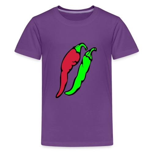 Chilli - Koszulka młodzieżowa Premium