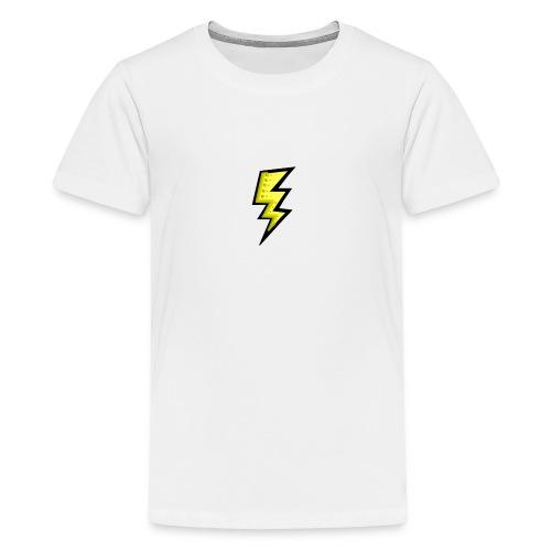 bliksem - Teenager Premium T-shirt