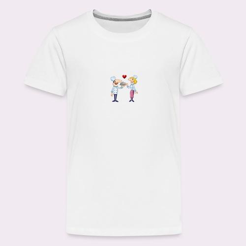 cheffs - Camiseta premium adolescente